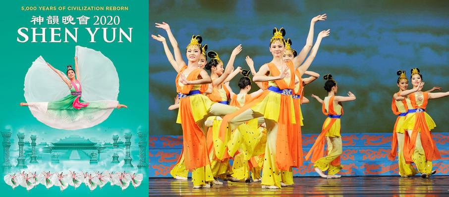 Shen Yun Performing Arts at VBC Mark C. Smith Concert Hall