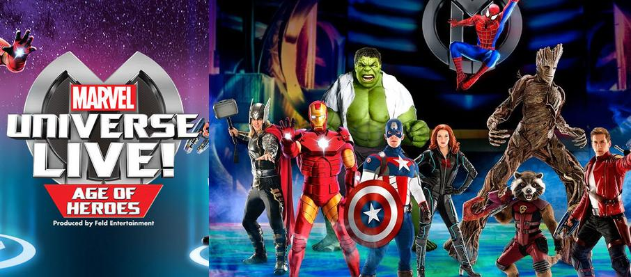 Marvel Universe Live! at VBC Arena