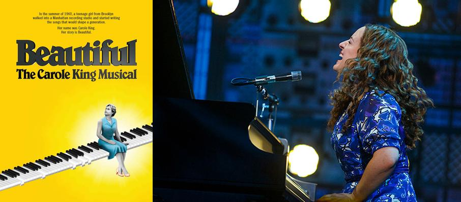 Beautiful: The Carole King Musical at VBC Mark C. Smith Concert Hall