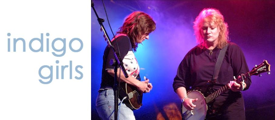 Indigo Girls at VBC Mark C. Smith Concert Hall