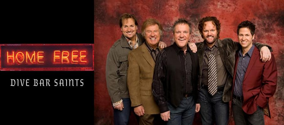 Home Free Vocal Band at VBC Mark C. Smith Concert Hall