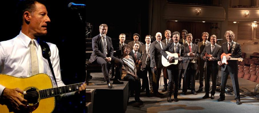 Lyle Lovett & His Large Band at VBC Arena