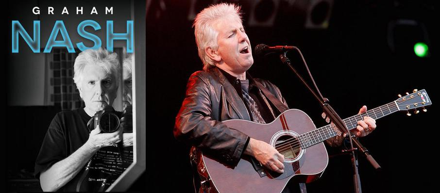 Graham Nash at VBC Mars Music Hall