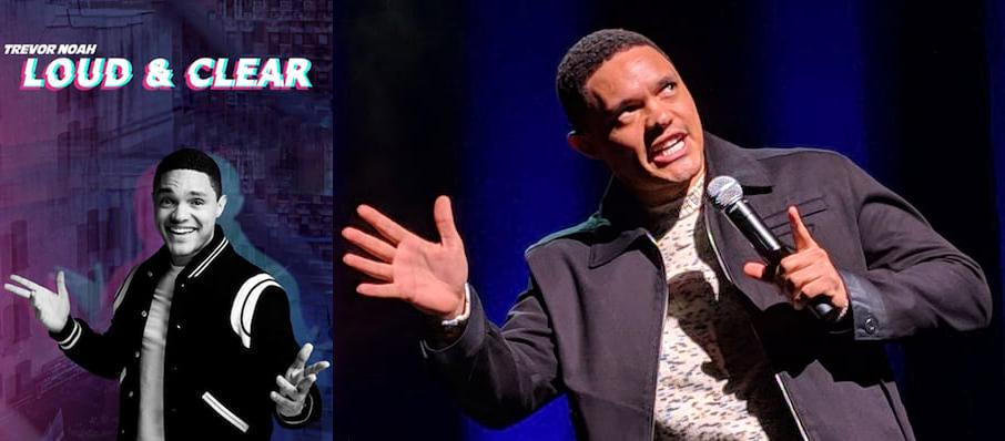 Trevor Noah at VBC Arena