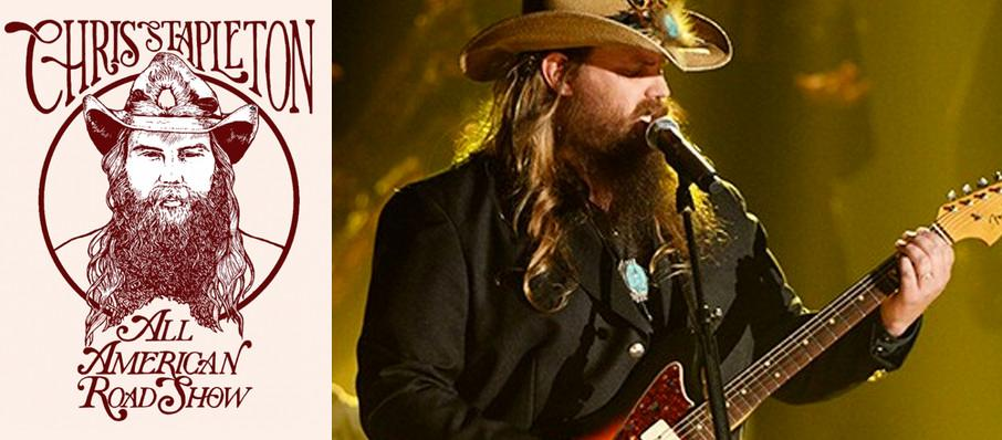 Chris Stapleton at VBC Arena
