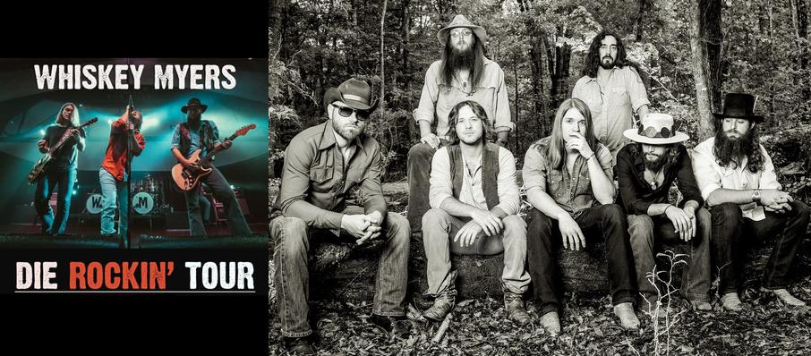 Whiskey Myers at VBC Mars Music Hall