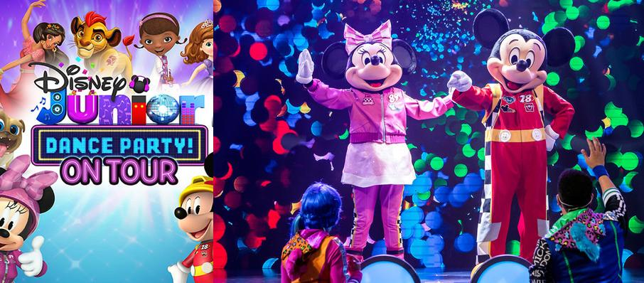 Disney Junior Live: Dance Party at VBC Mark C. Smith Concert Hall