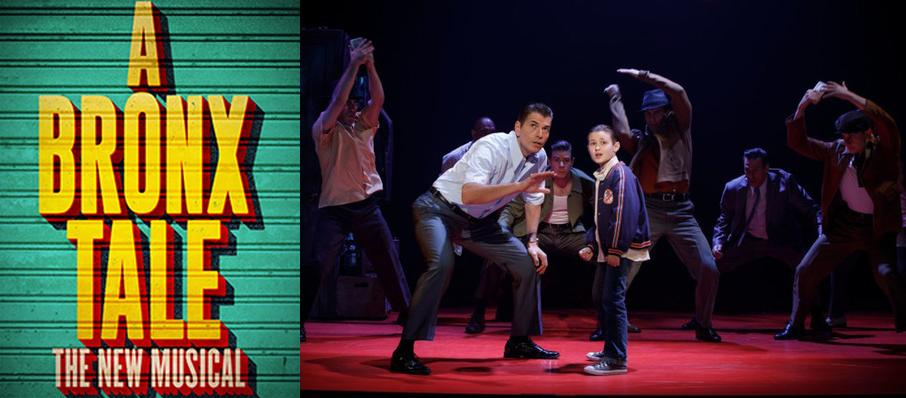 A Bronx Tale at VBC Mark C. Smith Concert Hall