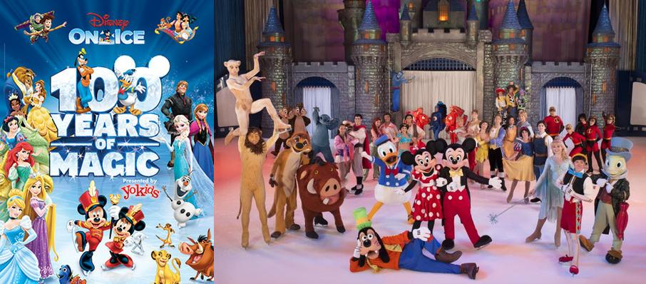 Disney on Ice: 100 Years of Magic at VBC Arena