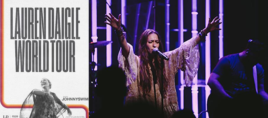 Lauren Daigle at VBC Arena