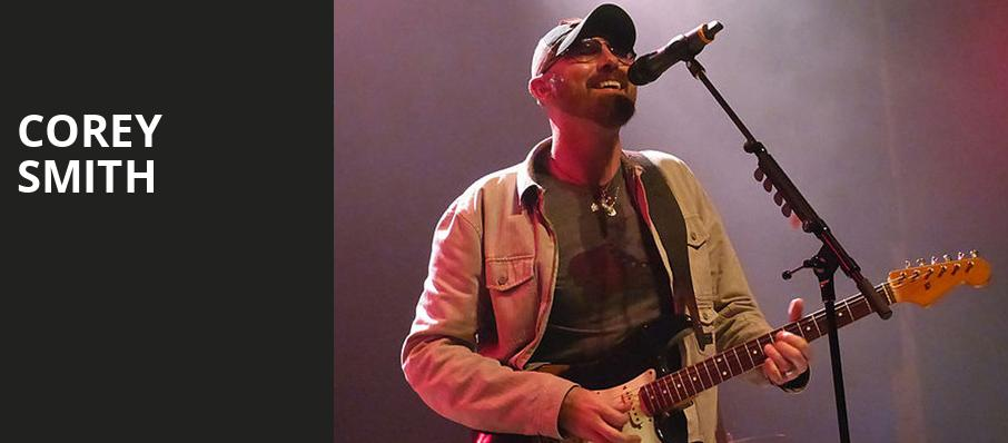 Corey Smith, VBC Mars Music Hall, Huntsville