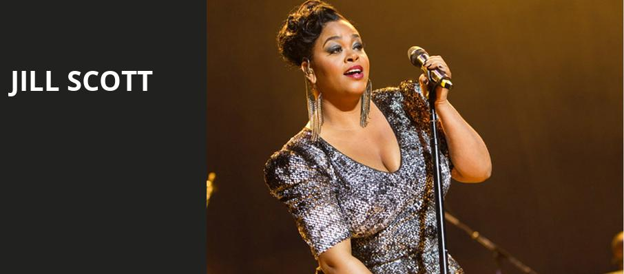 Jill Scott, VBC Mark C Smith Concert Hall, Huntsville
