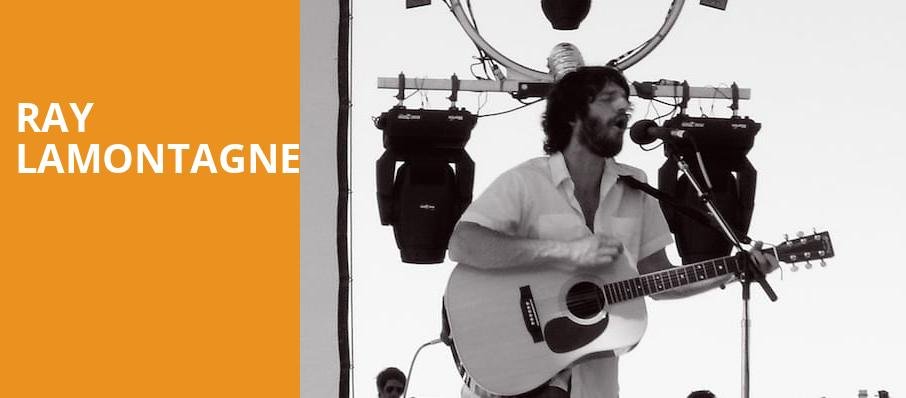 Ray LaMontagne, VBC Mark C Smith Concert Hall, Huntsville