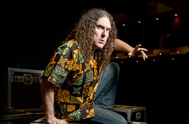 Weird Al Yankovic, VBC Mark C Smith Concert Hall, Huntsville