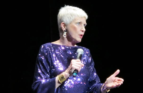 Jeanne Robertson, VBC Mark C Smith Concert Hall, Huntsville