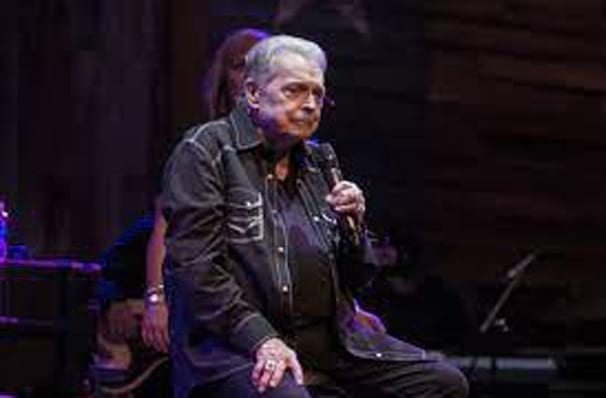 Mickey Gilley, VBC Mark C Smith Concert Hall, Huntsville